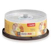 4x DVD-RW Media