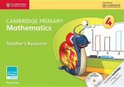 Cambridge Primary Mathematics Stage 4 Teacher's Resource with CD-ROM