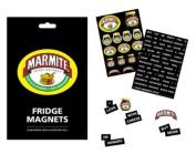 Marmite Retro Fridge Magnets