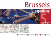 Brussels Popout Map