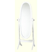 Home Discount Nishano Cheval Mirror Floor Free Standing Full Length Dressing Adjustable Furniture Large White