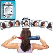Professional 360 Degree Mirror with 5x Magnification