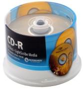 Lightscribe 52x CD-R Media