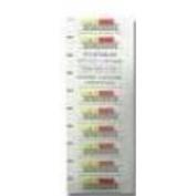 Data Cartridge Barcode Label