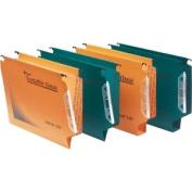 Classic '330' Lateral File 15mm Orange