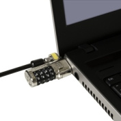 ClickSafe Combination Laptop Lock - Master Coded