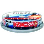 4x DVD+RW Media