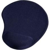 """""""Ergonomic"""" Mouse Pad, mini, blue"""