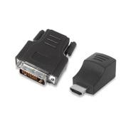 DVI to HDMI CAT5e Mini-Extender