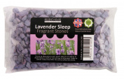 Lavender Fragrance Sleep Stones with essential oils