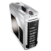 COOLER MASTER STORM STRYKER W/SIDE WINDOW Full Tower without PSU, USB3.0 HDD/SSD X-dock 90 Degrees