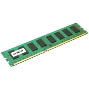 Crucial 8GB DDR3L 1600 MT/s (PC3-12800) DR x8 RDIMM 240p