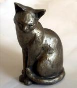 Maisie Bronze Cat Sculpture 18cm - Paul Jenkins - Frith