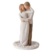 Willow Tree Together Cake Topper Ornament.