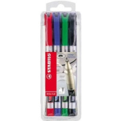 Write 4 All Wallet of 4 Assorted Medium Point