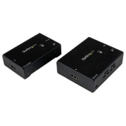 HDMI over CAT5 HDBaseT Extender - Power over Cable - Ultra HD 4K