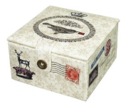 Wild and Wolf Keepsake Jewellery Box