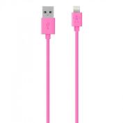 Belkin MIXITUP, Lightning Cable 1.2m Pink