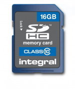 SDHC Class 10 Memory Card