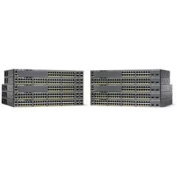 Cisco Catalyst WS-C2960X-48TS-LL, 48-Port Gigabit Layer 2 Managed Switch, 2x SFP Uplinks, Lan Lite