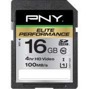 SDHC Elite Performance 16GB