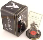 Elvis Pewter Figurine - Las Vegas 1970 - Gift Present