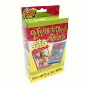 Creativity for Kids - 2 Friends Photo Albums