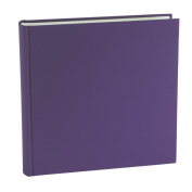 Semikolon Extra Large 130 Page Photo Album - Plum