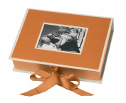 Semikolon Small Photo Box - Orange