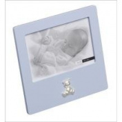 Small Blue Photo Frame Premium Baby Gifts