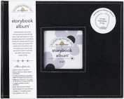 Doodlebug Beetle Back Fabric Storybook Album