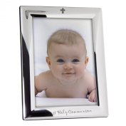 On Your First Holy Communion Silver Plated 7 x 5 Photo Frame