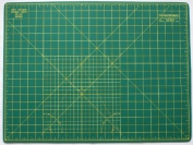 """Self Healing Double Sided Quilting Cutting Mat 18"""" x 24"""" (45cm x 60cm) Heavy Duty 5 layer mat comparable with Olfa"""