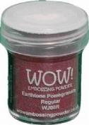 WOW! Pomegranate Embossing Powder - Earthtones - WJ08