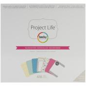 Becky Higgins Project Life Core Kit - Blush 380041
