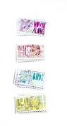 SMASH Animal Stamps-