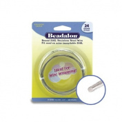 Stainless Steel Wrapping Wire-Round-24 Gauge-12 Metres/Pkg