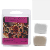 Crystal Clay 2-Part Epoxy Clay Kit 'White' 25 Grammes