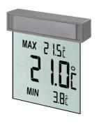 TFA Vision Window Thermometer