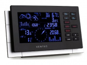 Ventus W155 Weather Station Black/Beige