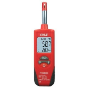 PYLE Metres PTHM20 Temperature and Humidity Metre with Dew Point and Wet Bulb Temperature