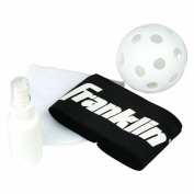 Franklin Sports MLB Baseball-Softball Glove Break-In Shaping Kit-Oil-Strap-Ball