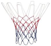 Rucanor 20409 Basketball Net - Red/White/Blue, 44 Cm