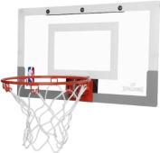 Spalding Junior NBA Slam Jam Board Basketball System - White