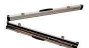 Peradon 2693 Aluminium 3/4 Snooker / Pool Cue Case