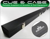Peradon Foam Interior Hard 3/4 Snooker Cue Case - 132cm