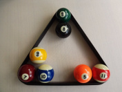 Plastic triangle for snooker / pool - for 38cm x 5.1cm balls