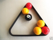 POOL TABLE TRIANGLE TO FIT STANDARD 5.1cm POOL BALLS**