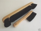 POOL / SNOOKER TABLE 30cm BRUSH AND RAIL **