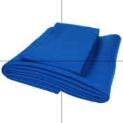 Speed Pool Cloth, 6 x 3 Bed & Cushions, Blue
